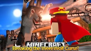 Minecraft Adventure - LITTLE ROPO BREAKS THE WEREWOLF CURSE!!