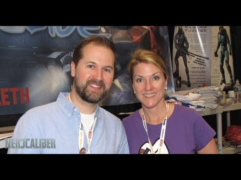 "Matt ""Sarge"" Hullum and Kathleen ""Tex"" Zuelch Rooster Teeth Interviews"