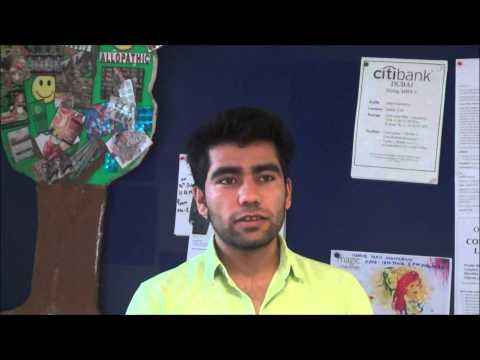 English Course - Post (Nasim Popal, Student MAII)