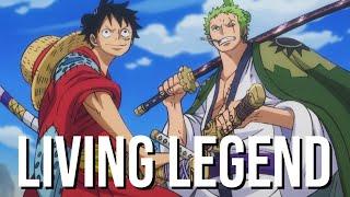 One Piece AMV - Living Legend
