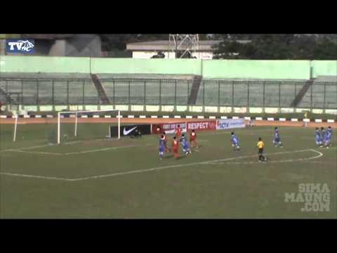 Highlight Timnas U-19 Persib U-21