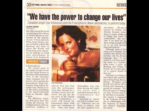 Lise Villeneuve, Founder of Conscious Living Solutions