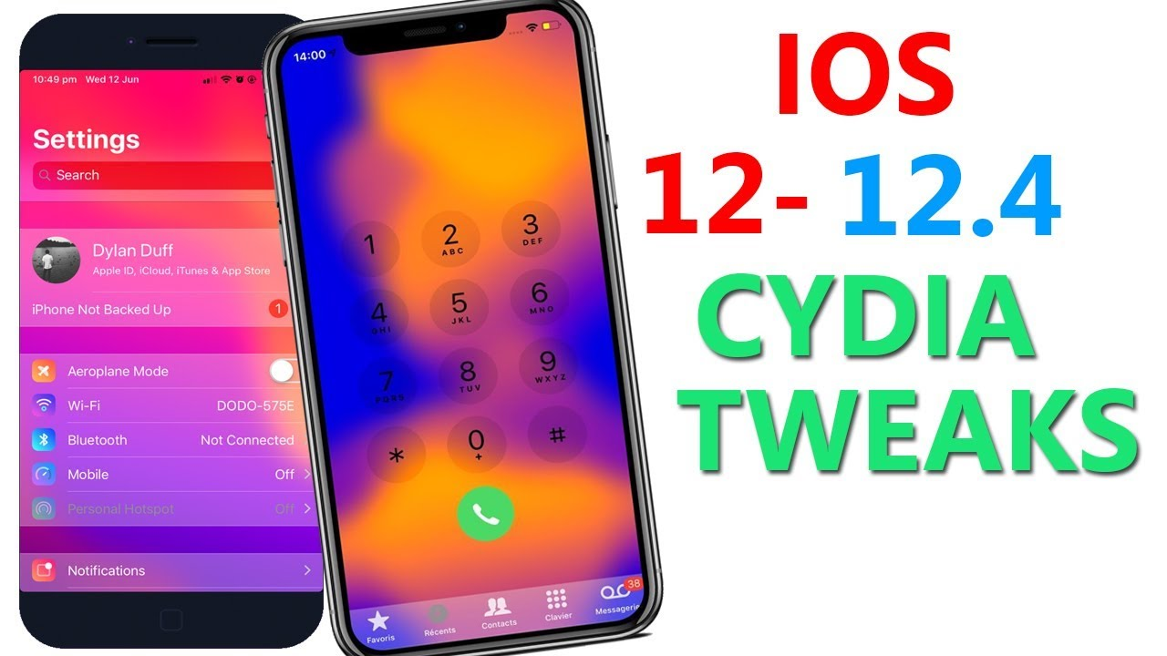 BEST Jailbreak Tweaks for iOS 12 4! (Cydia & Sileo)