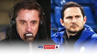 'First Ole, then Arteta, now Lampard!' | Reacting to Chelsea 1-3 Man City | The Gary Neville Podcast