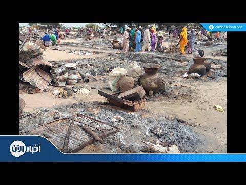 بوكوحرام تقتل 9 قرويين في شمال شرق نيجيريا  - نشر قبل 11 ساعة