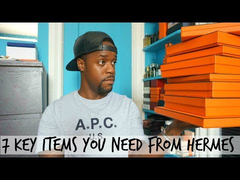 7 key items you NEED from Hermes all under $1,000| Beginners Guide