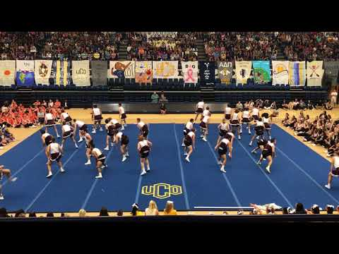 UCO Pi Kappa Alpha Cheer and Dance 2017