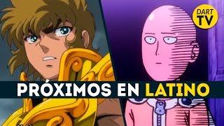 10 Próximos Anime en Español Latino 2017 - 2018
