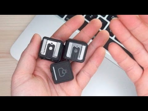 Tiny wireless flash triggers for Sony, Nikon, Canon, Fuji, etc. - LightPix Labs FlashQ review