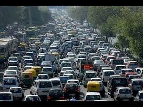 "traffic congestion in the city of The world's most traffic-congested cities heavy traffic in an avenue of mexico city ""traffic congestion is a fact of life for every driver."