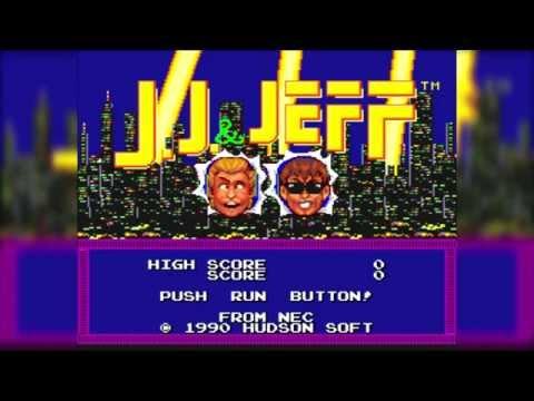 The Best of Retro VGM #157 - J.J. & Jeff (TG-16/PCE) - Boss Battle
