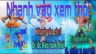 Exid Channel-Kéo Rank kc+bk free