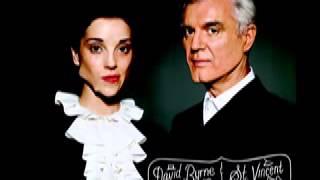 David Byrne & St. Vincent - Lazarus