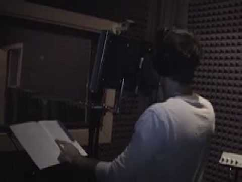 Jason Truby in Studio