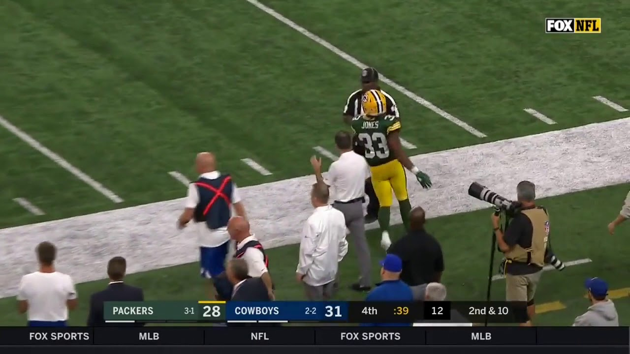 Davante Adams proves he's built 'different' on game-winning drive