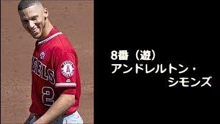 大谷翔平のチームメイト 予想スタメン動画を作成しました。 本日は八番 ...