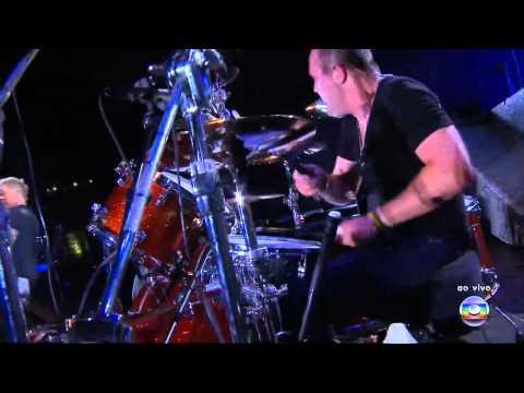 Metallica - Ride The Lightning | Rock In Rio 2011 [HD 720p]