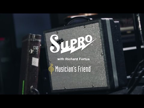 Supro 1600 Supreme 25W 1x10