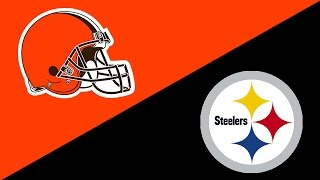 NFL Week 17 Preview: Cleveland Browns/Pittsburgh Steelers