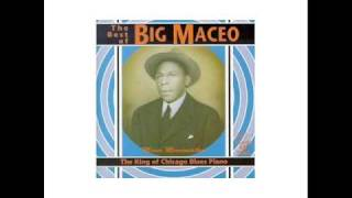 Watch Big Maceo Worried Life Blues video