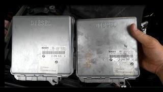 синхронизация ISN BMW e39 2.5TDS