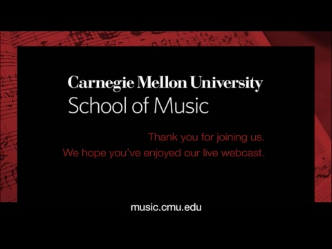 CARNEGIE MELLON PHILHARMONIC & CHORUS - February 24th, 2019 [livestream]
