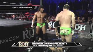 Ring of Honor Sneak Peek - KINGDOM vs BULLET CLUB (ROH TV Ep #194)