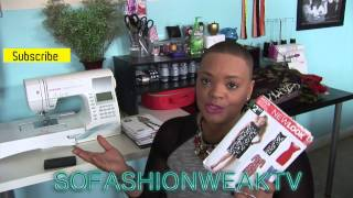 Haul - New Look Simplicity and MimiG Sewing Patterns