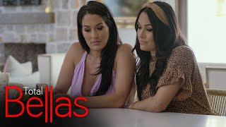 Nikki & Brie clash with their mom over baby shower planning: Total Bellas, Dec. 10. 2020