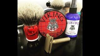 """Viking """"Hedeby"""", Leo Frilot 2 band and Karve Razor Co """"Christopher Bradley""""!!!!!"""