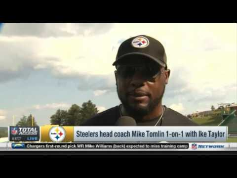 NFL Total Access | Day 4 of Steelers Training Camp