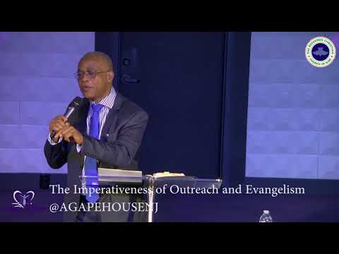 The Imperativeness of Outreach and Evangelism | Rev Reuben Ezemadu