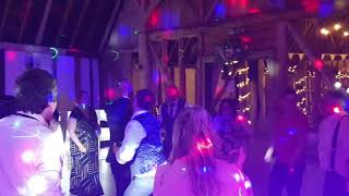 Wedding DJ's at Clock Barn(2)