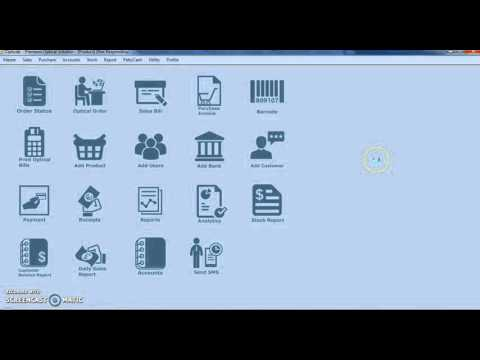Overview of Optical POS Software