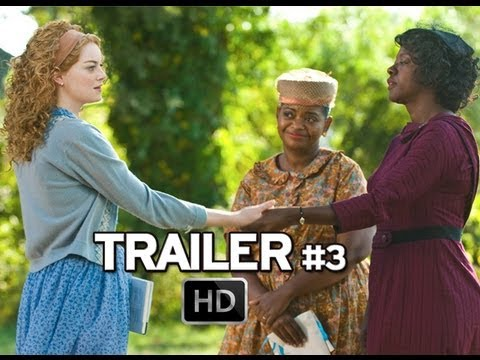 the Help (2011) trailer #3 (HD) - Viola Davis, Emma Stone Movie