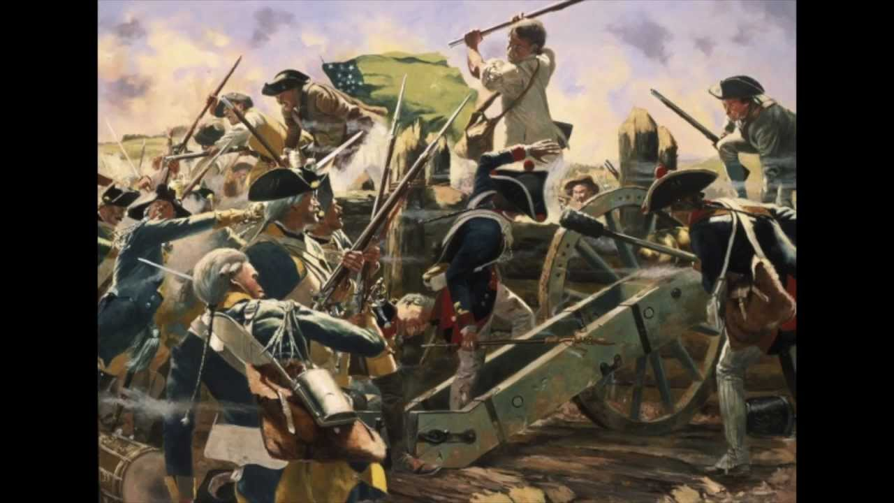 the histographical views of the american revolutionary war More than eighty years after locke published his political views on government,  you just finished philosophy of american revolution  the revolutionary war.