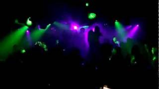 Hyper Crush- Fingers Up (DJ MSC remix) LIVE at Club Masque Dayton, Ohio!