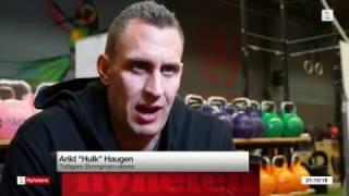 Arild Hulk Haugen Warns Against Performance-enhancing Drugs