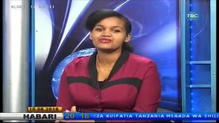 LIVE: Taarifa ya Habari Kutoka TBC 1
