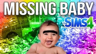 HELP! MISSING BABY! | The Sims 4 Part 11