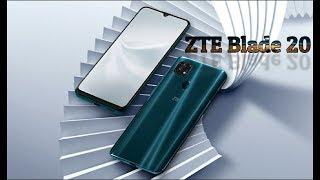 عرض للهاتف الإقتصادي من زي تي إي   ZTE Blade 20