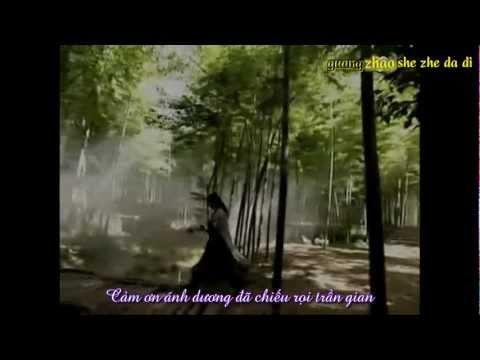 [Pinyin + Vietsub] Từ khi có chàng - Lệnh Hồ Xung ♥