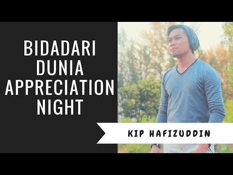 Highlight: Bidadari Dunia Appreciation Night