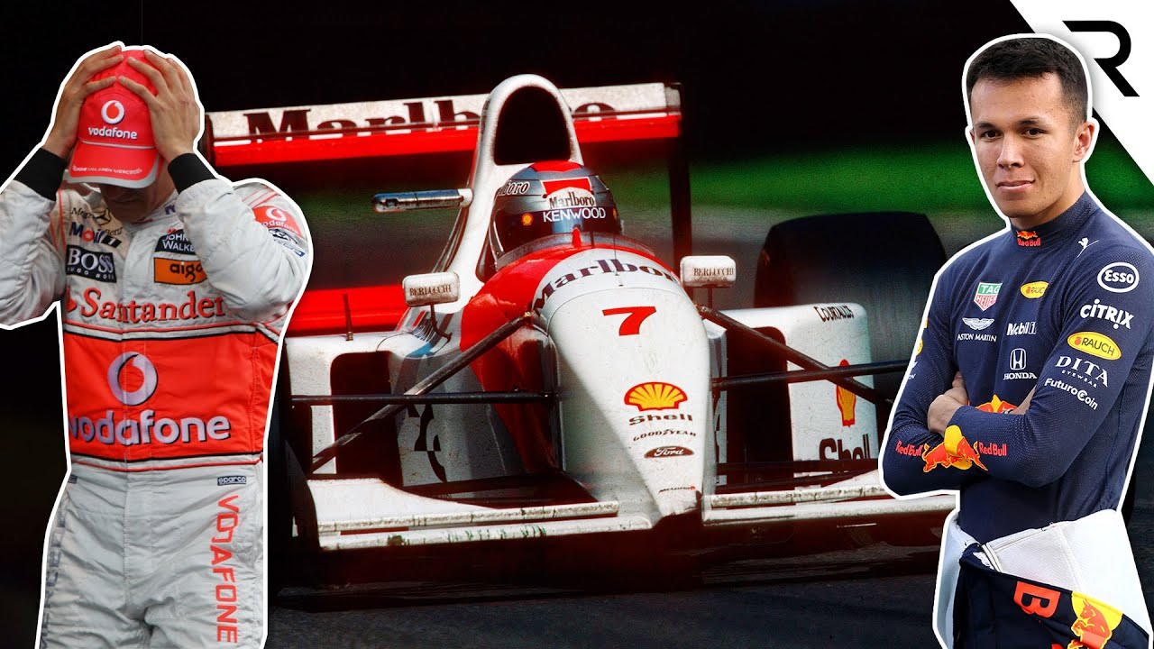 10 F1 drivers who wasted their big chance