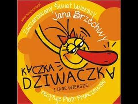 Wiersze Dla Dzieci Jan Brzechwa Kaczka Dziwaczka Czyta Piotr Fronczewski