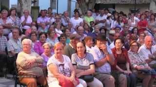 Romeria Ofrenda Virgen de La Encarnación y de La Manzana Valleseco 03 10 2015 Gran Canaria TV