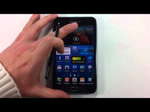 [Análisis] Samsung Galaxy Note (en español)