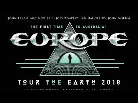 is Coming To Australia!