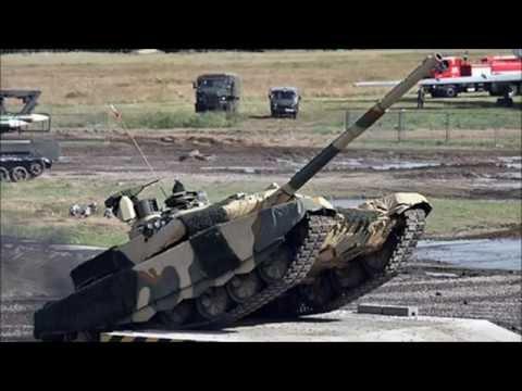 Việt Nam mua xe tăng T-90MS hết là tin đồn YTB-148