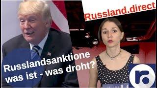 Russlandsanktionen - was droht?